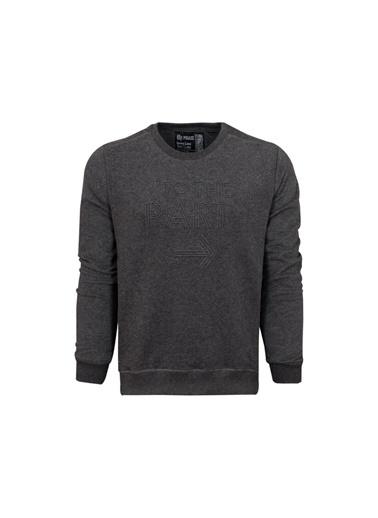 Phazz Brand Sweatshirt Antrasit